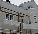 stacko and exterior paint